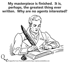 Masterpiece Written - No Agent
