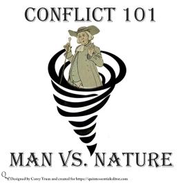 Conflict 101: Man vs Nature