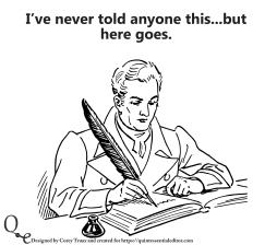 Writing a Secret